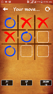 Tic Tac Toe - Artificial Intelligence - náhled