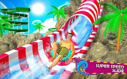 Stuntman Water Surfing Slide Adventure: Water Park 3