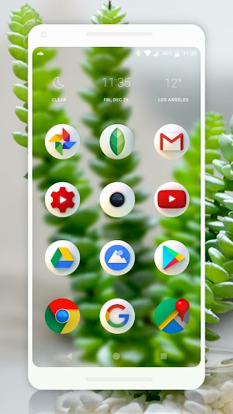 Pixel Plus Icon Pack v1.1 [Patched]