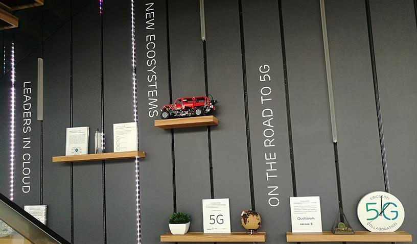 Olsson says 5G technology presents tremendous benefit for the industry.