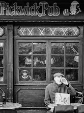 Photo: Pickwick Pub...  #street #streetphotography #shootthestreet #blackandwhite #blackandwhitephotography #bw #monochrome