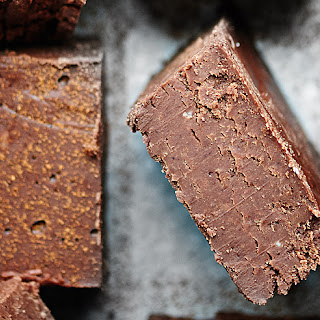Holiday Chocolate Fudge