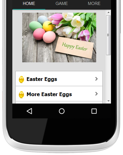 Easter Eggs by iMod Apps- screenshot