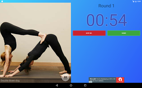 yoga challenge app  apps on google play