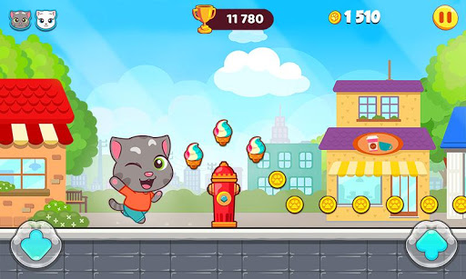 Talking Tom Candy Run 1.3.1.166 {cheat|hack|gameplay|apk mod|resources generator} 1