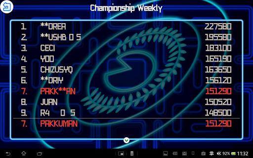 pac man championship edition dx apk download