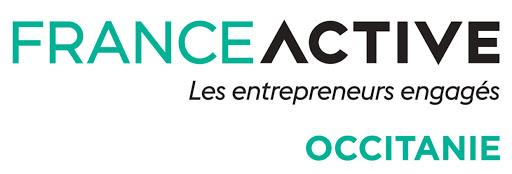 Entreprendre, création d'entreprise  France Active Occitanie  partenaire de la journée RENCONTRE en Occitanie