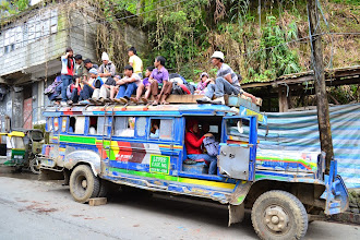 Photo: Jeepney fun