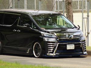 ヴェルファイア AGH30W 後期 Z-Gエディションのカスタム事例画像 あいうえ太田さんの2020年08月06日19:01の投稿