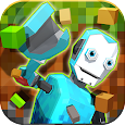 RoboCraft: Building & Survival Craft - Robot World apk