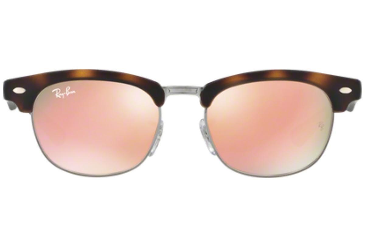 c491fc909b Buy Ray-Ban Junior Junior Clubmaster RJ9050S C45 70182Y Sunglasses ...