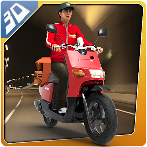 3D Courier Boy Simulator Game for PC and MAC