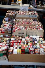 Photo: Plenty of vacuum tubes for sale.