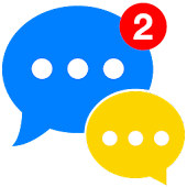 Messenger : All-in-One Messaging & Video Calling Icon