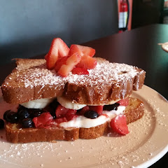 GF stuffed french toast