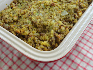 Slap Yo' Mama Sausage Stuffing Recipe