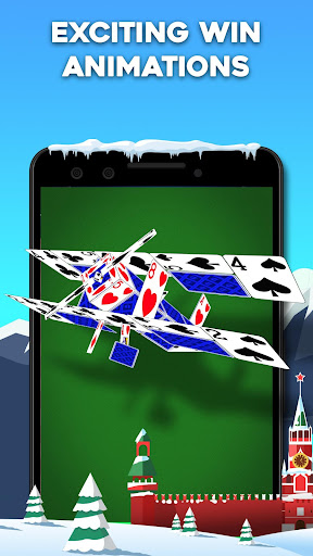 Yukon Russian u2013 Classic Solitaire Challenge Game 1.2.0.265 screenshots 5