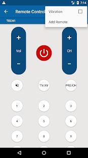 App Technika TV Remote Control APK for Windows Phone