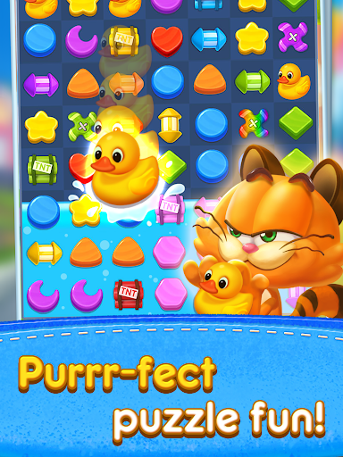 Magic Cat Match : Swipe & Blast Puzzle 1.0.7 app download 8