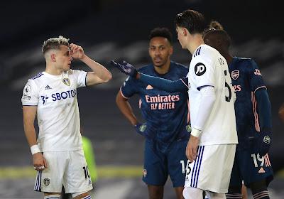 Arsenal défend Nicolas Pepe et Ezgjan Alioski, le joueur de Leeds