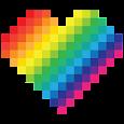 Pixel Art Sandbox Color with Number