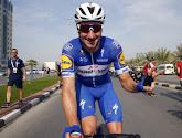 Elia Viviani réagit à sa victoire sur le Giro