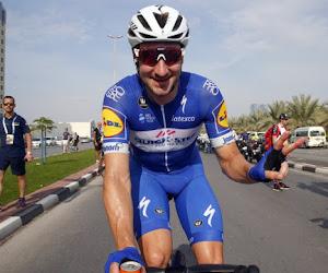 Ook Quick-Step Floors heeft de 8 namen voor de Ronde van Italië op papier