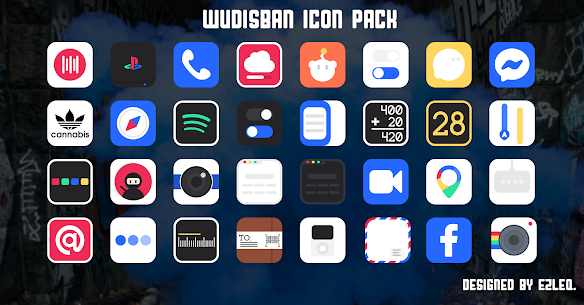 Wudisban Icon Pack 3