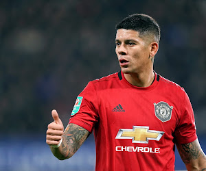 Officiel: Marcos Rojo quitte Manchester United