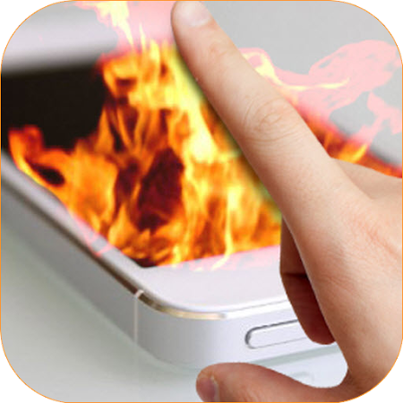Fire Screen Prank 2.0 screenshot 1431877
