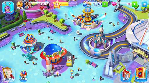 Disney Magic Kingdoms: Build Your Own Magical Park  screenshots 6