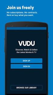 Vudu Movies & TV 5
