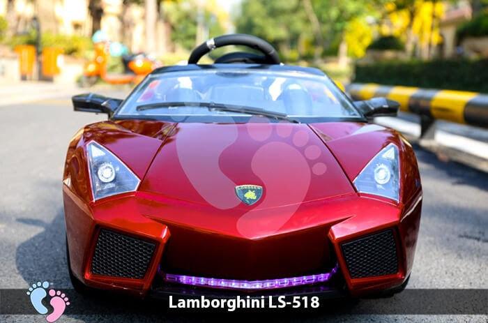 Xe hơi điện trẻ em LS-518 7