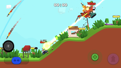 BOOM Tank Showdown screenshot 14