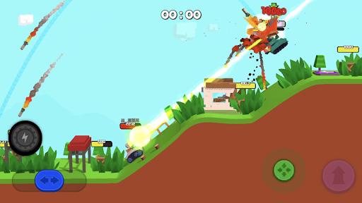 BOOM Tank Showdown screenshot 13