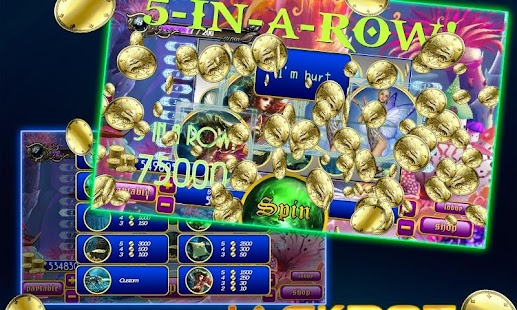 Mermaid Princess Casino - Fantasy Slots Lucky Spin - náhled