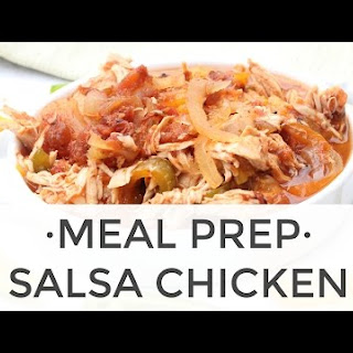 Crock Pot Salsa Chicken Healthy Recipes