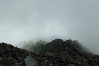 千枚岳方面