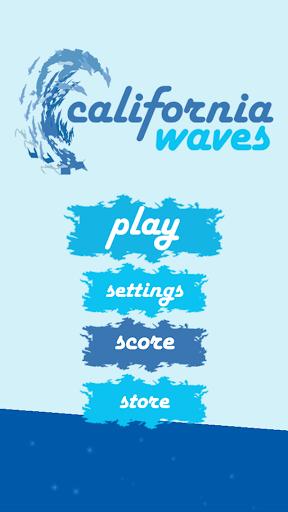 California Waves - Barrel Surf