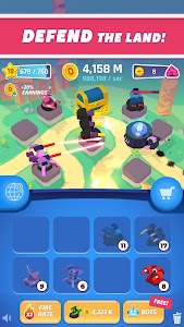 Merge Tower Bots 1 2 3 APK for Android
