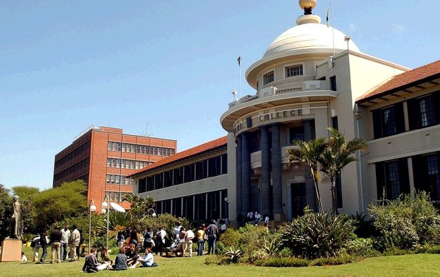 The Durban campus of the University of KwaZulu-Natal. File Picture: SUNDAY TIMES