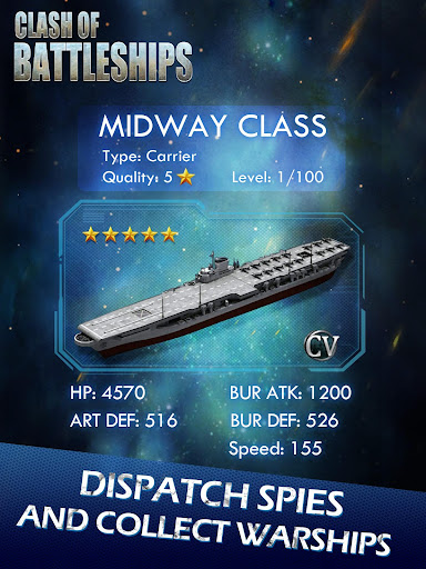 Clash of Battleships - COB screenshot 8
