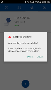 Hush Smart Earplugs- screenshot thumbnail