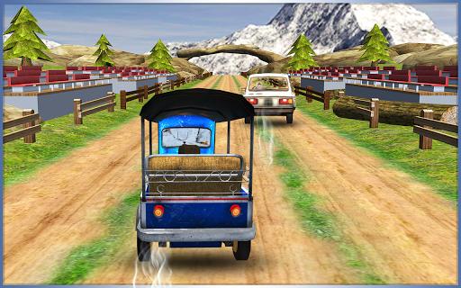 Old Classic Car Race Simulator apktram screenshots 9