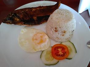 Photo: Day 2 Breakfast: Bangusilog