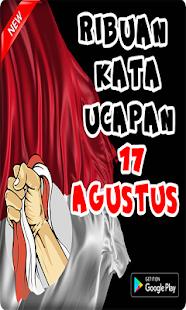 Kata Ucapan Hari Kemerdekaan Indonesia Terlengkap - náhled