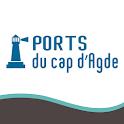 Ports Cap d'Agde icon