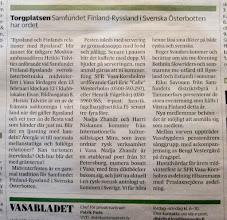 Photo: Vasabladet 6.2.2016