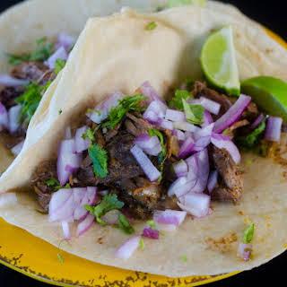 Instant Pot Barbacoa Tacos.