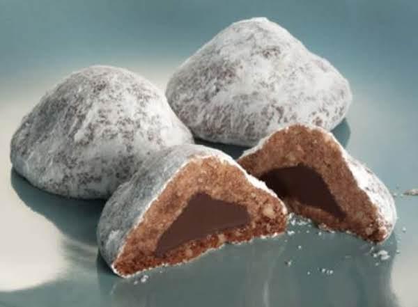 Cocoa Kiss Cookies Recipe